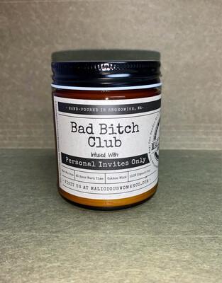 Bad Bitch Club Candle