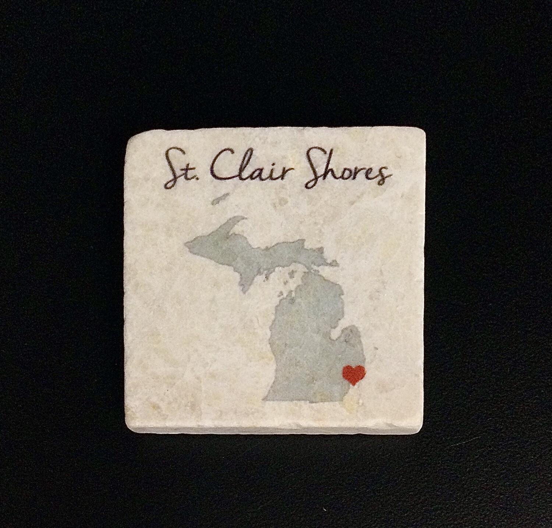 St. Clair Shores City Magnet