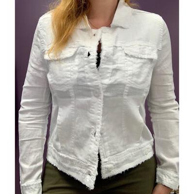 Lulu B Linen Jacket