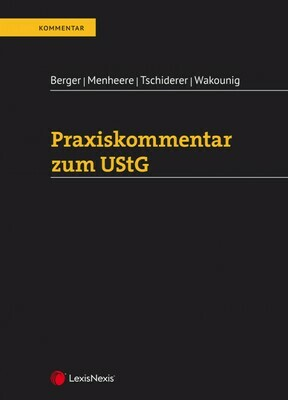 Praxiskommentar zum UStG