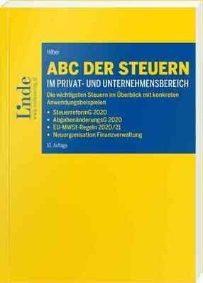 ABC der Steuern im Privat- und Unternehmensbereich