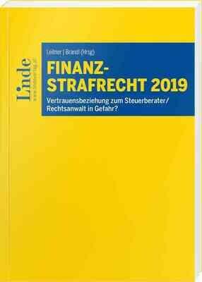 Finanzstrafrecht 2019