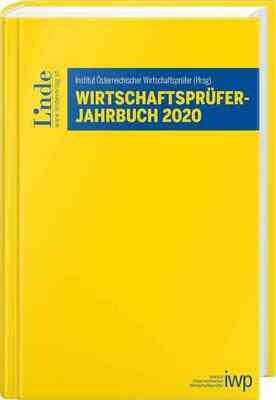 Wirtschaftsprüfer-Jahrbuch 2020