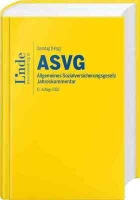 ASVG | Allgemeines Sozialversicherungsgesetz 2020