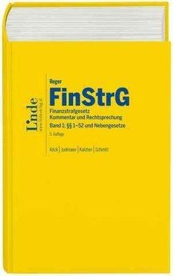 FinStrG Finanzstrafgesetz Band 1
