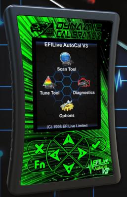 HyperFlash/EFI Live Autocal v3 - Duramax GTXR