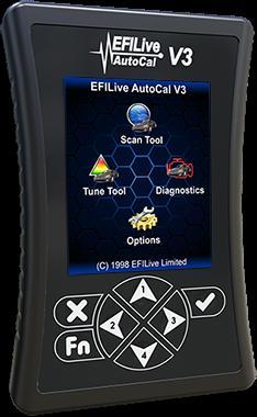 EFILive's AutoCal V3 - BLANK - No Tunes