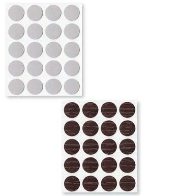 Tapones adhesivos para Melamina