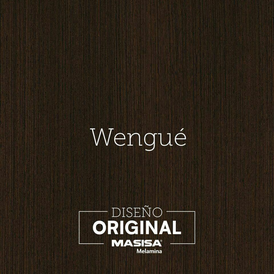 """Melamina Wengue 5/8"""" 4'x8'"""