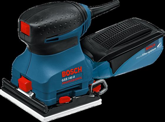 Lijadora Vibradora 140A Bosch