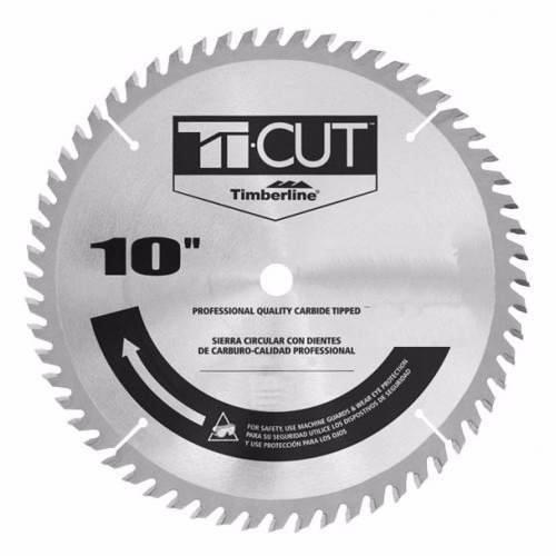 DISCO TIM 10 PLG X 60 DIENTES (10060)