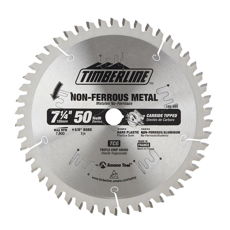 DISCO TIM 7 1/4 PLG X 50 (185-505) MEL.