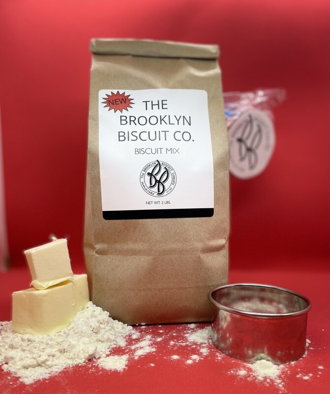 Brooklyn Biscuit Co.'s Biscuit Mix