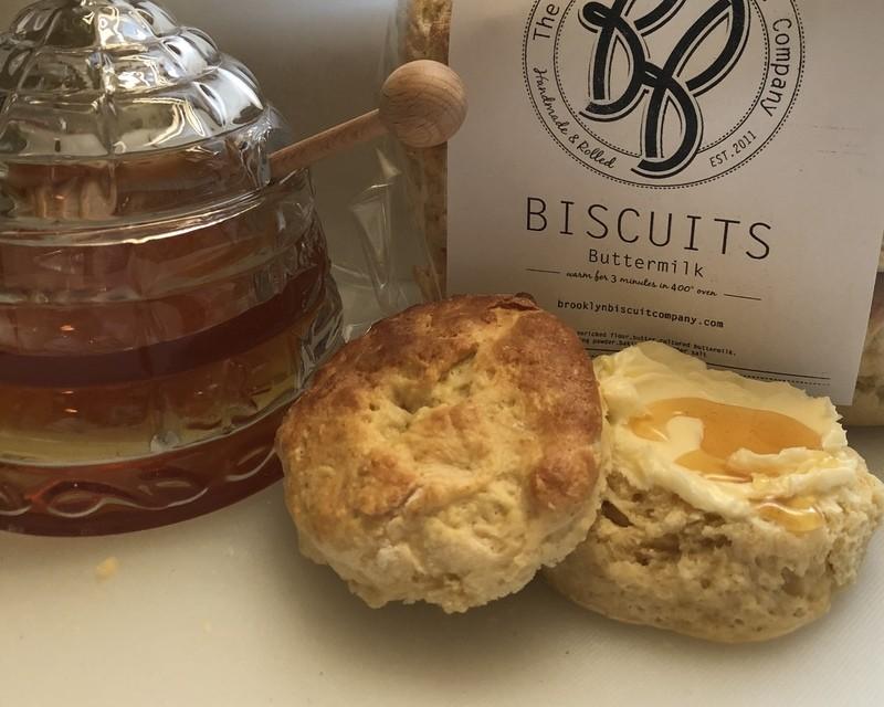 Sweet Buttermilk Biscuits