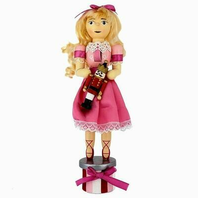 Clara Nutcracker Doll 10