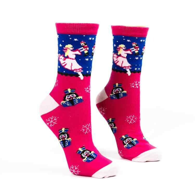 Dreaming of Clara Socks