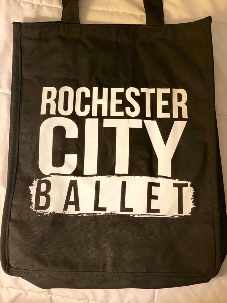 Rochester City Ballet Tote Bag