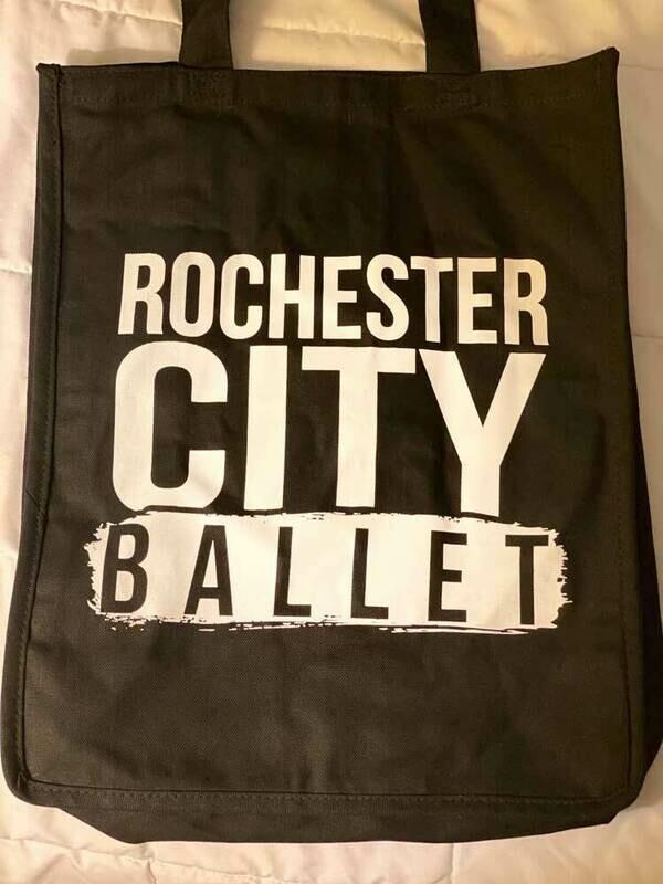 Rochester City Ballet Tote Bag