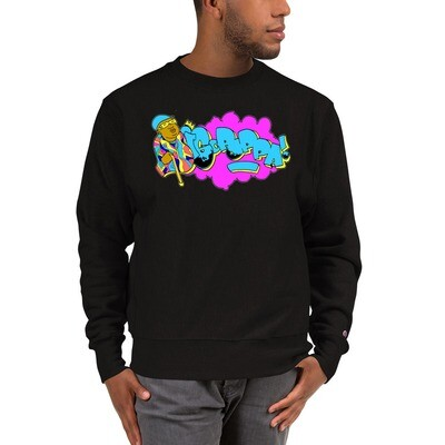 Big Poppa Limited Edition Champion Sweatshirt