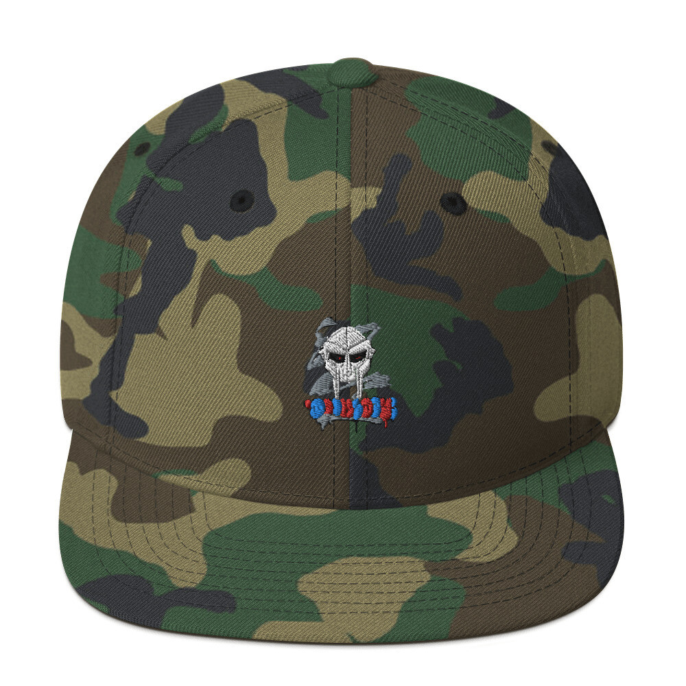 DoomsDay Embroidered Limited Edition Snapback Hat