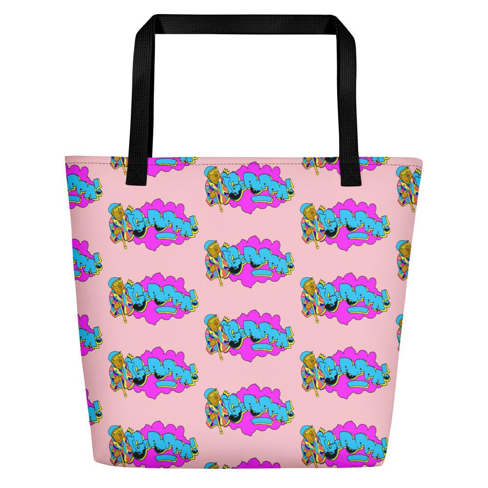 Big Poppa Ladies Limited Edition Hip Hop Handbag