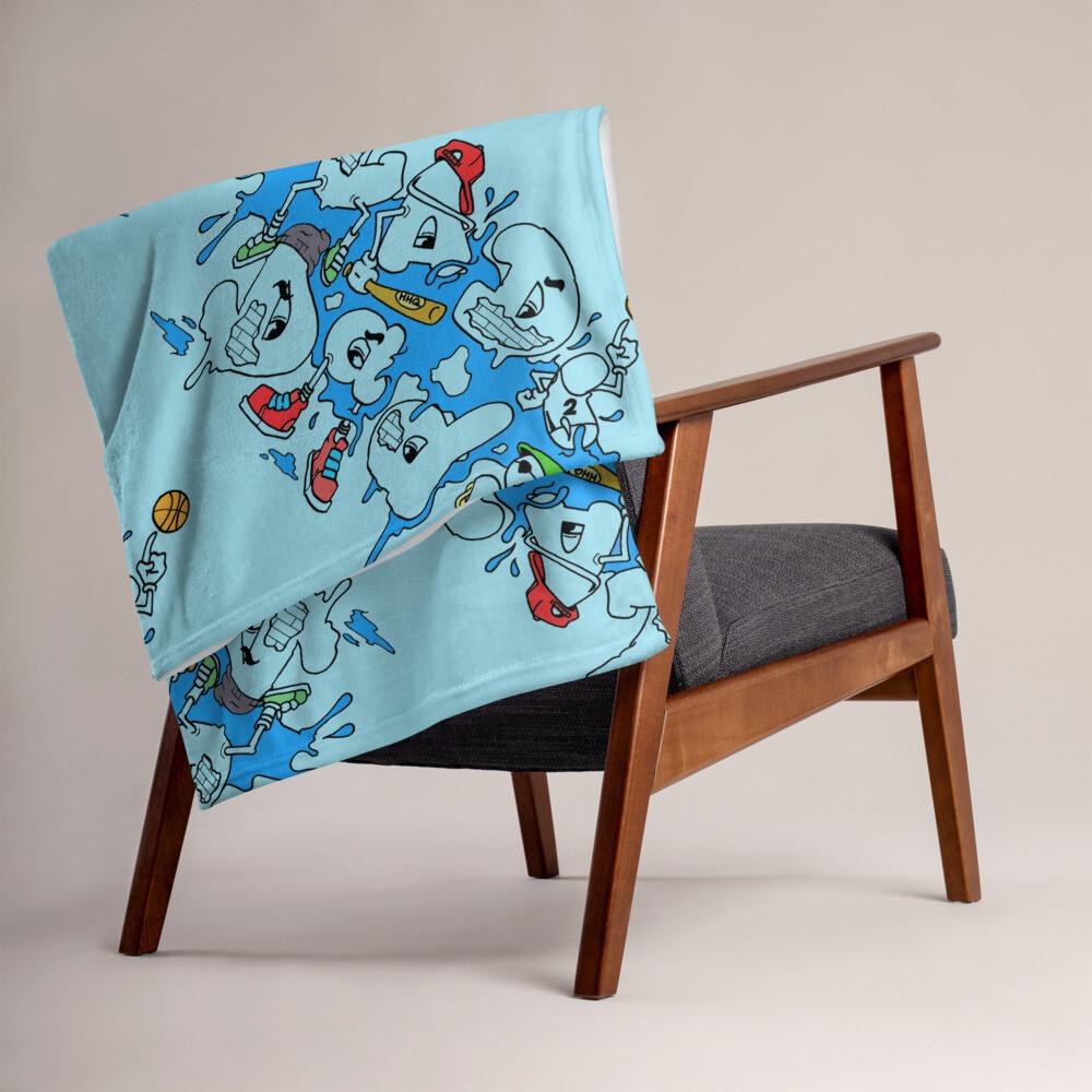 La DI Da DI Throw Blanket