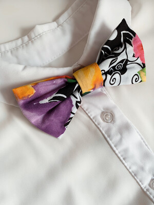 Pajarita Multicolor