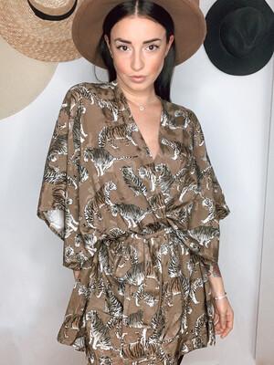 Kimono corto TIGRES