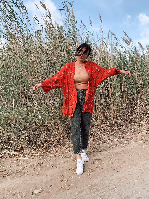 Kimono abierto MARUJITA
