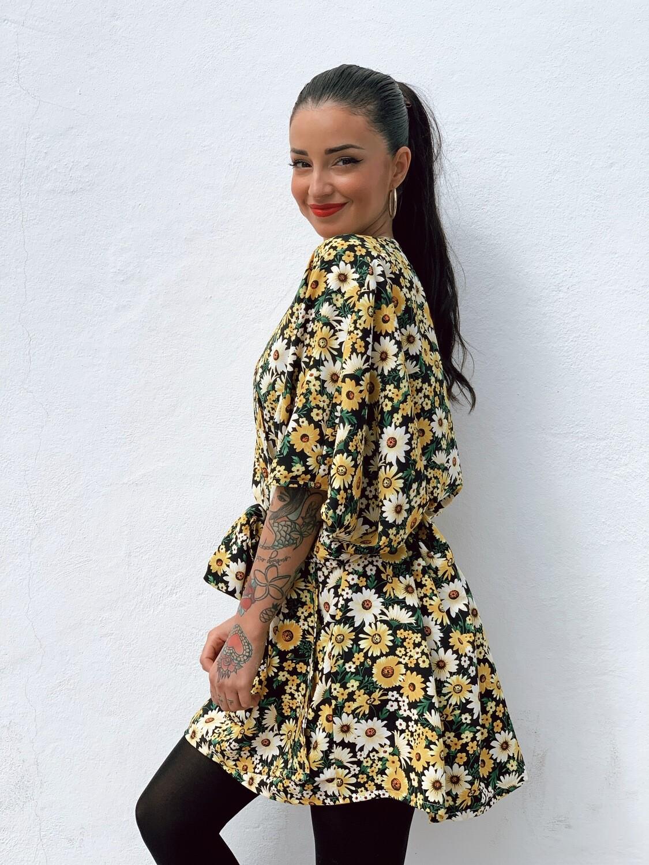 Kimono corto MARGARITA