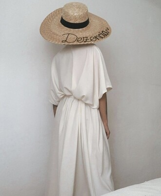 Kimono Midi Crudo