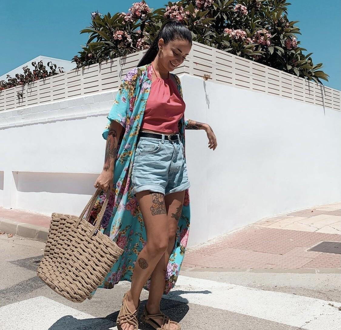 Kimono midi MANILA