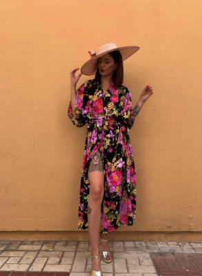 Kimono Midi AMSTERDAM