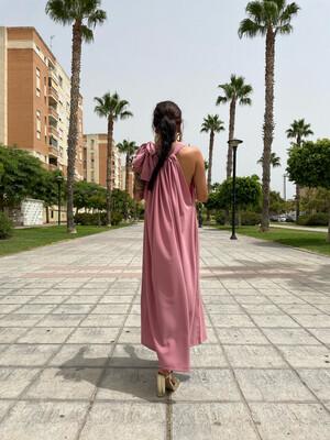 Vestido Zahara ROSA PALO