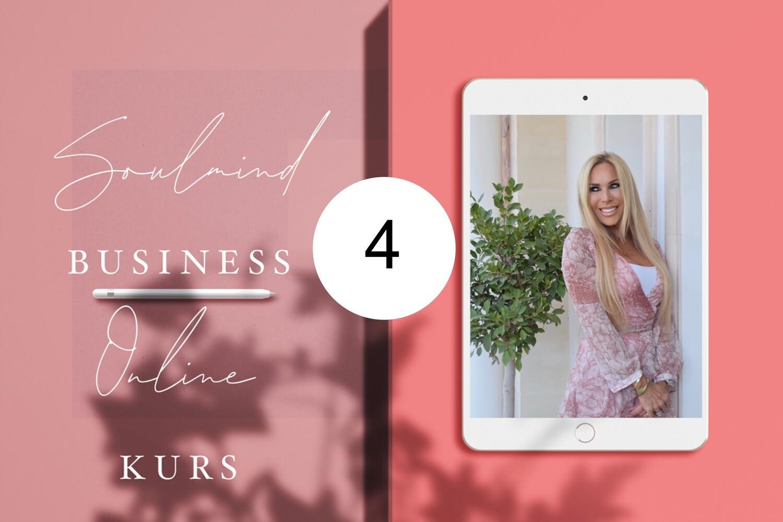 BLISSFUL SOUL MIRACLES 3 - BUSINESS MARKETING Kurs in 4 Modulen / Modul 4