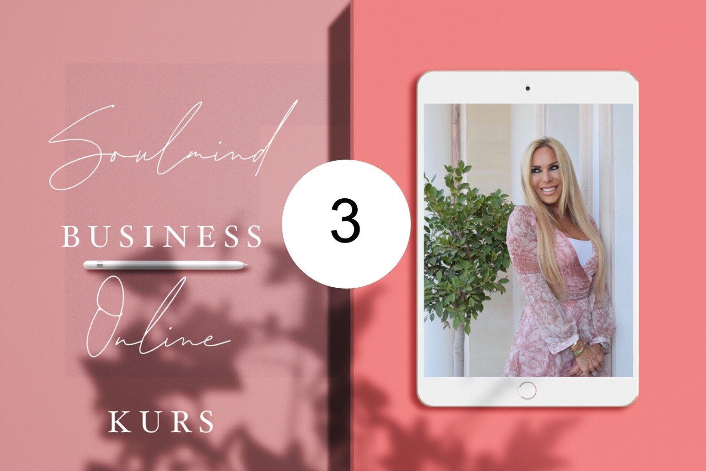 BLISSFUL SOUL MIRACLES 3 - BUSINESS MARKETING Kurs in 4 Modulen / Modul 3