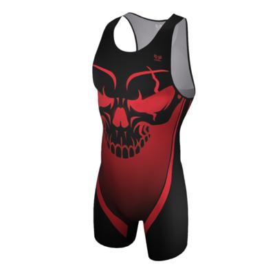 Red Skull Singlet
