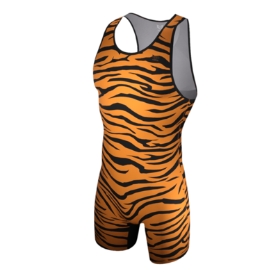 Tiger Stripe Singlet
