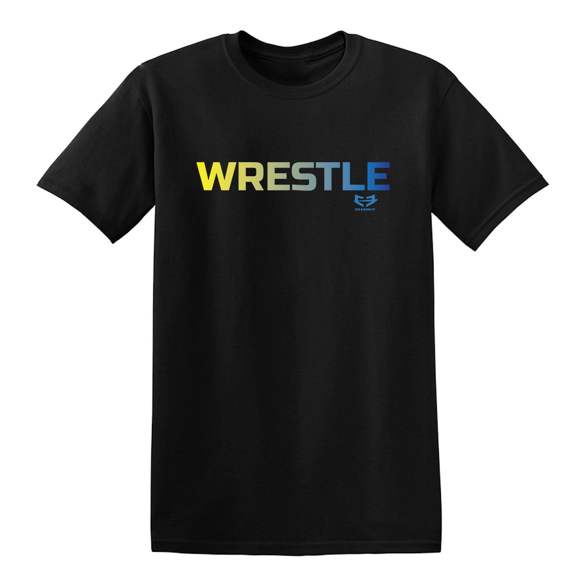BLEND WRESTLE GRAPHIC TEE