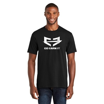 GO EARN IT ESSENTIAL GRAPHIC TEE