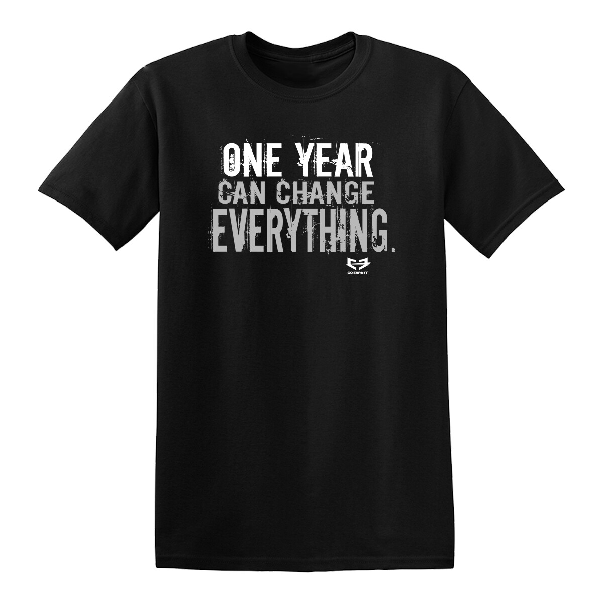 ONE YEAR GRAPHIC TEE