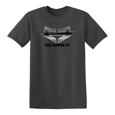 Go Earn It Shield - GRAPHIC TEE
