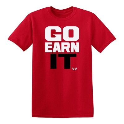GO EARN IT GRAPHIC TEE