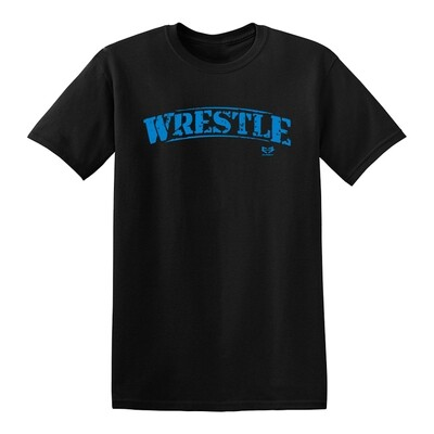 WRESTLE GRAPHIC TEE
