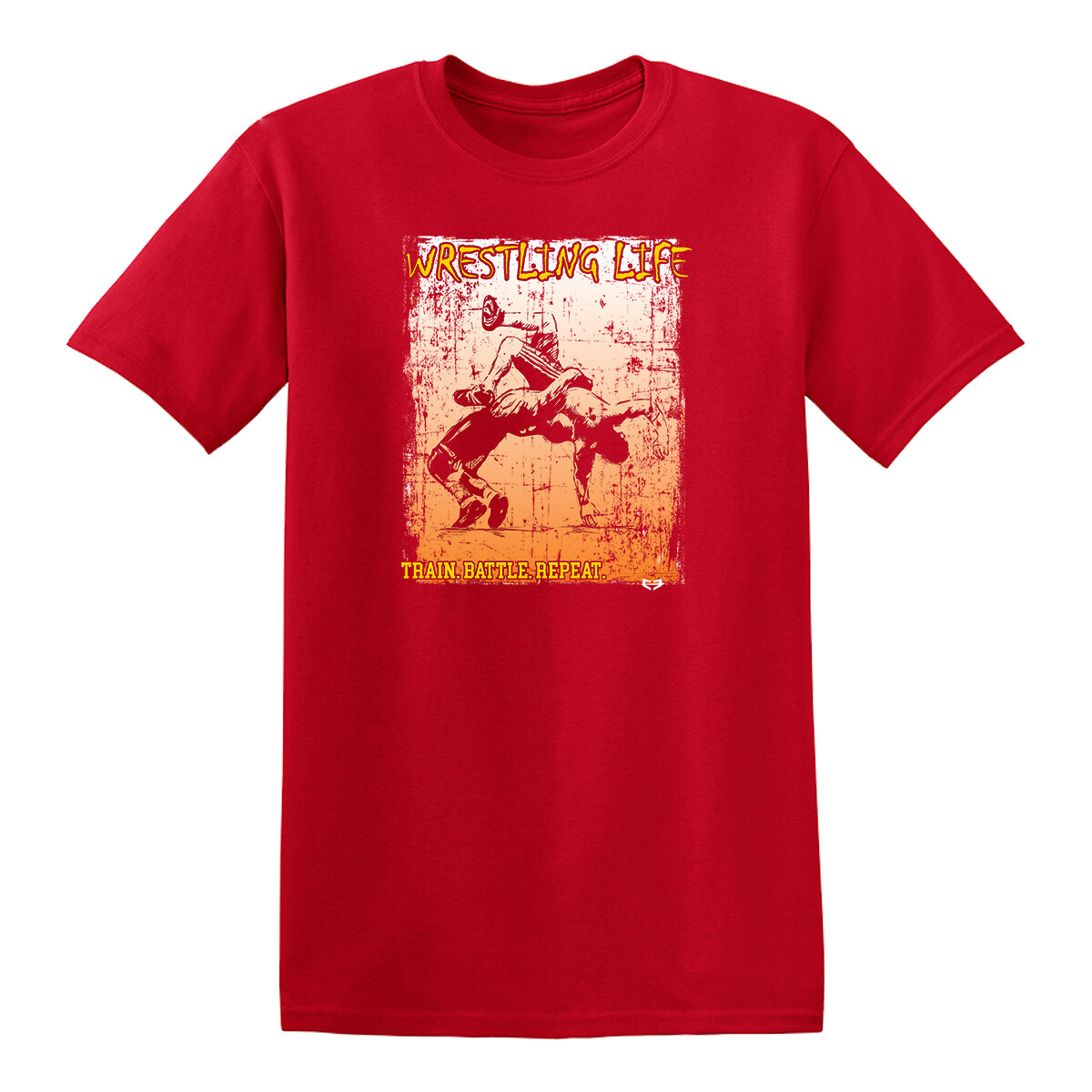 5 POINT THROW GRAPHIC TEE