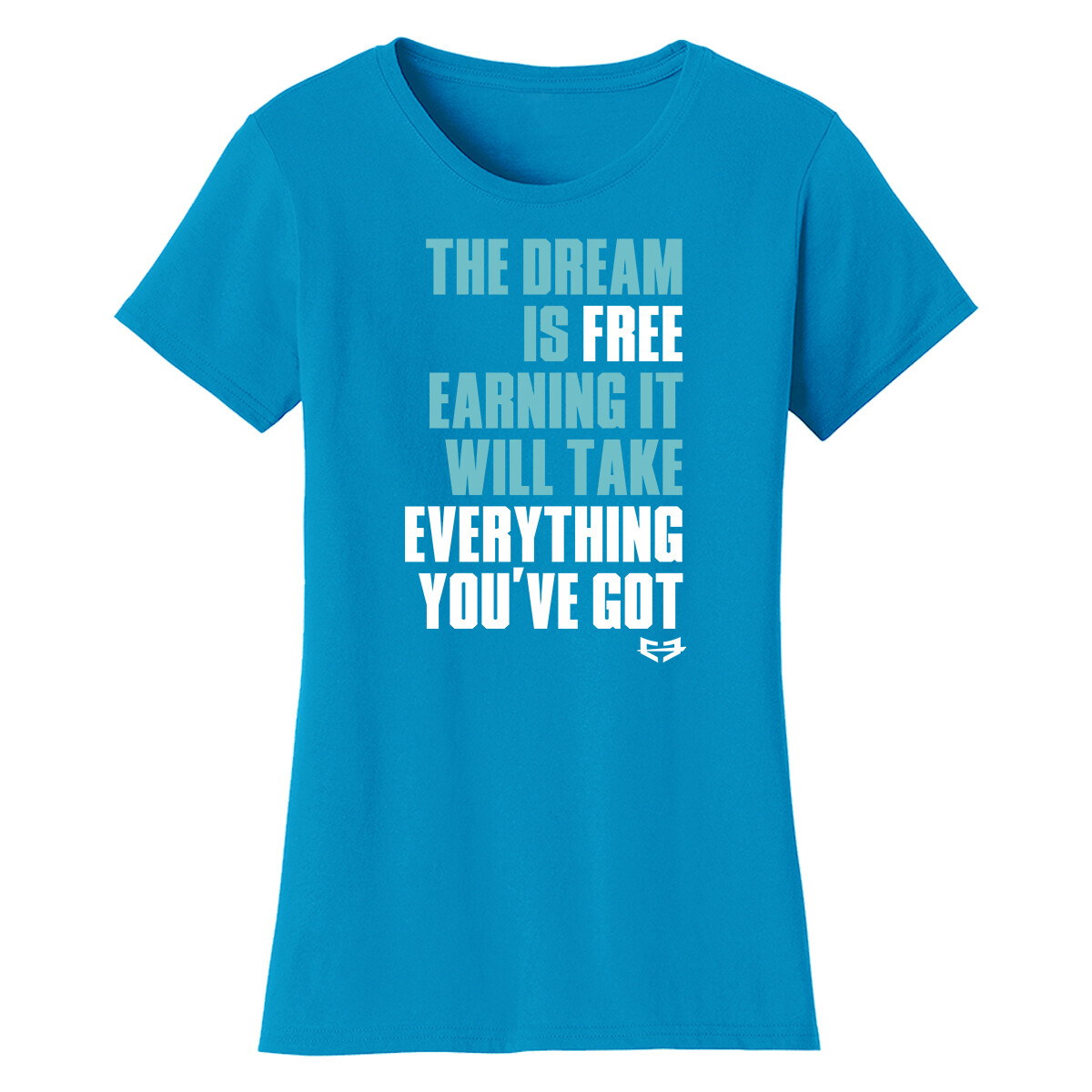 IT WILL TAKE EVERYTHING GRAPHIC TEE (W)