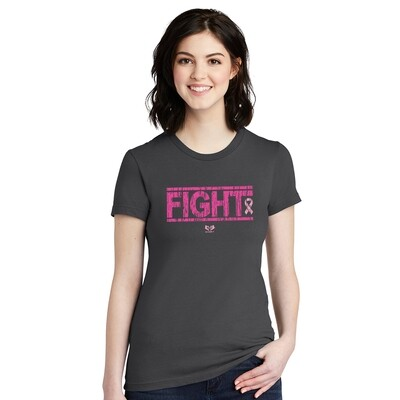 JOIN THE FIGHT GRAPHIC TEE (W)