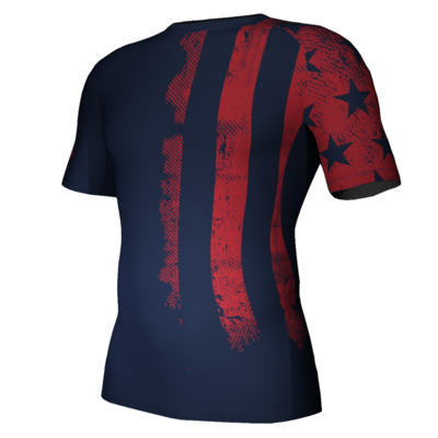 Freedom Flag Compression Shirt