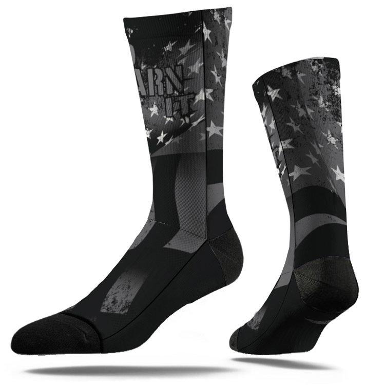 Black Flag Socks