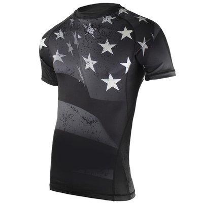 Black Flag Compression Shirt